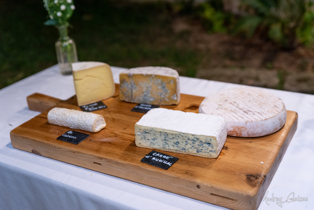 fromages mariage gard traiteur nimes